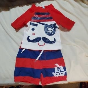 Infant swim set